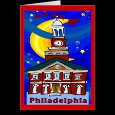 Philly Christmas Card