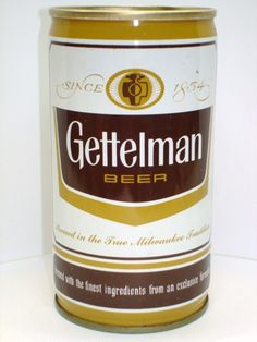 gettelman beer - Google Search