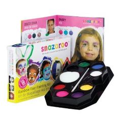 Face Paint $9.00...snazaroo is great