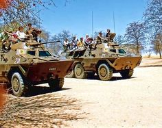Local school kids had a visit at Omuthiya 87 Once Were Warriors, Army Day, Brothers In Arms, Defence Force, Armored Fighting Vehicle, School Kids, My Land, Armored Vehicles, Cold War
