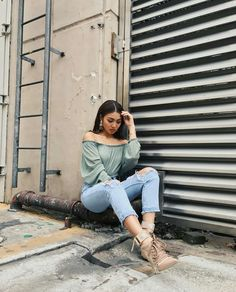 Nadine Lustre Ootd, Nadine Lustre Fashion, Nadine Lustre Outfits, Lady Luster, Flattering Outfits, Jadine, Korean Outfits, Woman Crush, Style Icons