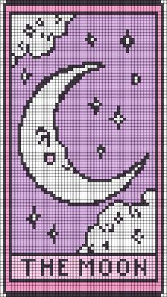 Cute Cross Stitch, Cross Stitch Designs, Cross Stitch Patterns, Cross Stitching, Cross Stitch Embroidery, Hand Embroidery, Beading Patterns, Crochet Patterns, Diy Bracelets Patterns