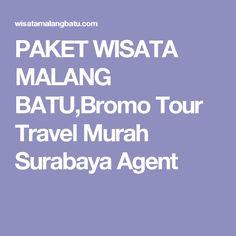 PAKET WISATA MALANG BATU,Bromo Tour Travel Murah Surabaya Agent