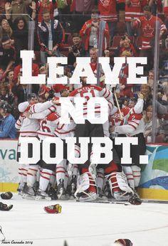 Team Canada. Go