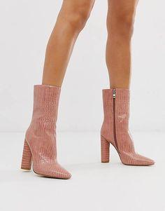Femme Fashion 3 Layer Fringe Pompons Talon Plat Bottes Mi-Mollet Slouch shoesus @