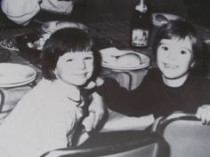 Our kids well behaved at the dinner table.Made up for it sometimes when not at the table. Our Kids, Dinner Table, Old Photos, Old Things, Dinning Table, Old Pictures, Vintage Photos, Dining Table