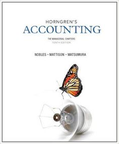 Download free introduction to management accounting 16th edition test bank for horngrens accounting the managerial chapters 10e noblesmattisonmatsumura fandeluxe Gallery