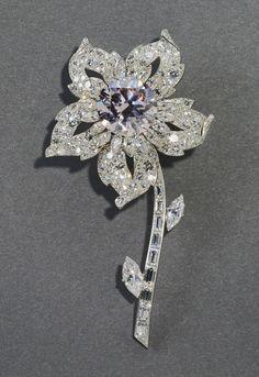 The Williamson Brooch, 1953, Cartier