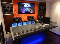 Find out more about ACM's Audio and Music Production School
