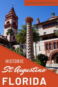 St. Augustine is the home of the oldest Spanish settlement in the US and makes a great winter getaway. Read about the historic sites and how to avoid the tourist traps in this fun city in Florida. Travel Advice, Travel Guide, Walking The Plank, Fountain Of Youth, Tourist Trap, Global Citizen, Best Hikes, Culture Travel, Historical Sites
