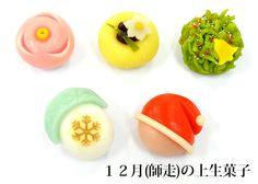 上生菓子 - Google 検索