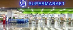 Competitive Brand: SM Supermarket