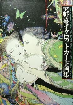 Yoshitaka Amano Japanese Edition The illustrations by MikotoJAPAN