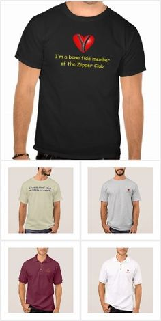 Heart Attack Mens and Unisex T-shirts