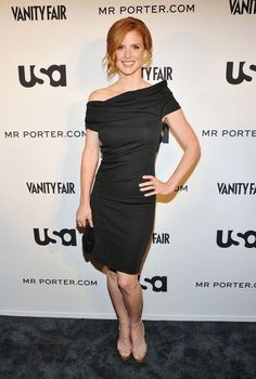 "Sarah Rafferty (""Donna"" on ""Suits"")"