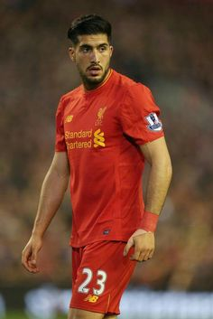 """Emre Can on the 23 shirt: """"Carragher was a legend at Liverpool, hopefully I can be too."""" #LFC"""