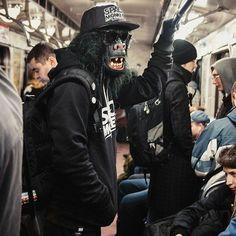 #spmk #spacemonkeys #snapback #zeus #casquette #hoodie #sweat #gonzo #monkey #moscow #subway