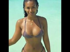 Sexy Ethiopian girl's pic Bikini Babes, Bikini Girls, Dark Complexion, Thing 1, Beach Attire, Sexy Ebony, Summer Body, Bikini Photos, Beautiful Black Women
