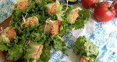 Simple Lettuce Wrap Tacos