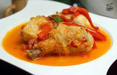 #comparte #ideas #Navidad - Pollo al chilindrón. Otro clásico de la cocina Española