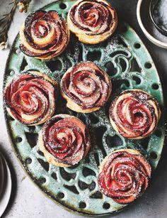 Apple rose tarts - Sainsbury's Magazine