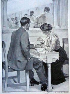 Hart Schaffner & Marx Style Book, 1909 | The Vintage Traveler