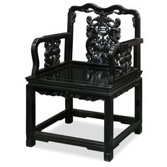 Rosewood Imperial Palace Tai-Shi Chair