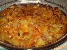 Kuracie mäso alla francúzske zemiaky