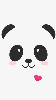 Panda kawaii iPhone wallpaper cute- another one for Danae Varela - Bilder - Hintergrundbilder Cute Panda Wallpaper, Kawaii Wallpaper, Disney Wallpaper, Phone Wallpaper Cute, Panda Wallpaper Iphone, Panda Wallpapers, Cute Wallpapers, Wallpaper Backgrounds, Iphone Wallpapers