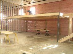 Amazing Garage Loft Project Build