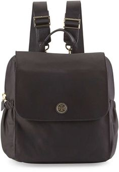 For Me Tory Burch Travel Nylon Baby Backpack Tory