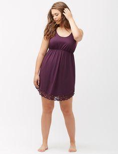 b74c85c7c0 Plus Size Sleepwear  amp  Women s Loungewear