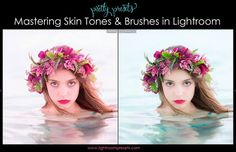 Do you struggle to edit skin tones in Lightroom? In this Pretty Presets video tutorial, learn to use Lightroom presets and brushes to achieve beautiful skin tones.