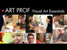 Why Art Prof? ART PROF is a free, online educational platform for visual arts created by RISD Adjunct Professor Clara Lieu and Thomas Lerra from WGBH Boston. More info: https://claralieu.wordpress.com/