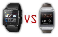 Sony's SmartWatch 2 Versus Samsung's Galaxy Gear: Two Very Different Smartwatches FaceOff