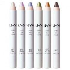 Creioanele Jumbo Pencil de la NYX - bază de machiaj cremoasă