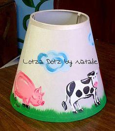 Cute lampshade