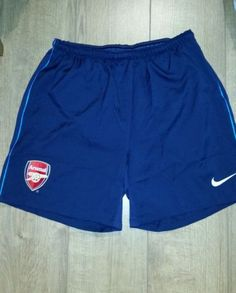 Nike #arsenal  shorts player #issue men's #sizes ,  View more on the LINK: http://www.zeppy.io/product/gb/2/151526366739/