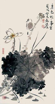 霍春阳花鸟作品欣赏 - wangchangzhengb - wangchangzhengb的博客