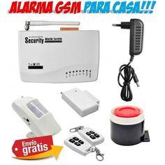 Alarmas para casa on pinterest tecnologia puertas and - Electronica del hogar ...