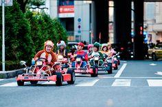 Mario Kart da vida real em Tóquio - http://metropolitanafm.uol.com.br/novidades/entretenimento/mario-kart-da-vida-real-em-toquio