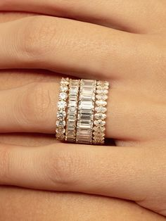 Buy Diamond Ring, Chunky Jewelry, Eternity Bands, Fashion Rings, Beautiful Rings, Band Rings, Bling, Work Harder, Wedding Ring