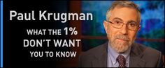 What the 1% Don't Want Us to Know April 18, 2014 Economist Paul Krugman explains how the United States is becoming an oligarchy – the very system our founders revolted against.