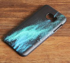 Turquoise Sparkle Samsung S6 Case for Galaxy S7/S6/S5/Note 5