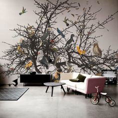 Great design to use with MagScapes magnetic wallpaper and custom magnets.