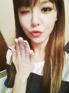 Snsd Sooyoung selca