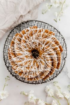 Orange Cardamom Coffee Cake — To Salt & See Brunch Recipes, Fall Recipes, Sweet Recipes, Brunch Food, Brunch Cake, Brunch Ideas, Drink Recipes, Cupcakes, Cupcake Cakes