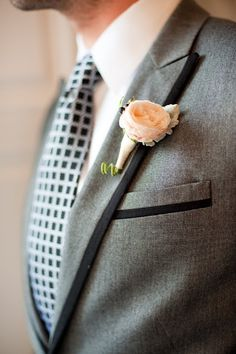Garden Rose Boutonniere brilliant peach garden rose boutonniere pink foam to decorating ideas