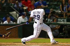 Adrián Beltré dice no está enfocado en su situación contractual