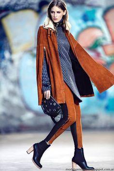 Moda y Tendencias en Buenos Aires  KOSIUKO OTOÑO INVIERNO 2016 MODA Y ESTILO CASUAL